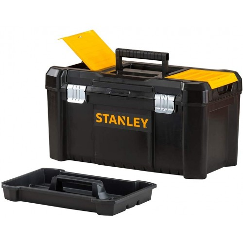 Stanley 19'' ESSENTIAL TOOLBOX METAL LATCHES STST1-75521